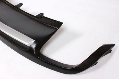 S5 Look Heckdiffusor Stoßstange Diffuser für Audi A5 8T Sportback Vorfacelift