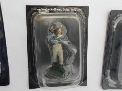 SOLDATINO NAPOLEONICI GUIDES CATALANS A CHEVAL1810-1811  HOBBY AND WORK N 53