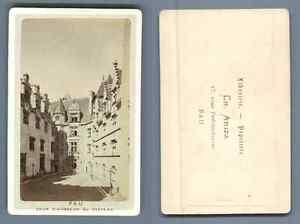 Pau Cour D 039 Honneur Du Chateau Vintage