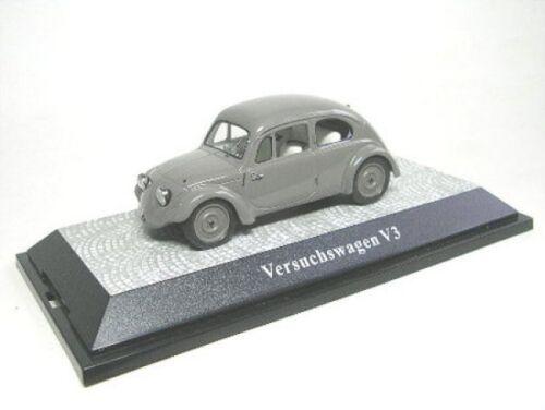 VW v3 Prototype GRIGIO