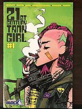 Tank Girl 1 Comic Block Variants Set