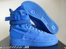 5a77950294584 Nike SF Af1 Air Force 1 864024-401 Blue Suede Game Royal DS Size 11 ...