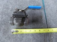 Velan Ball Valve Body Cs A105 Model W330