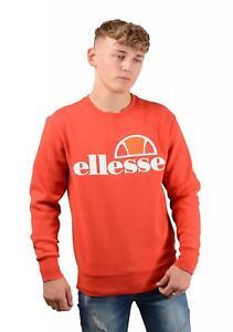 In Sweatshirt Succisso Rood Heren Ellesse 1tq7wBPt