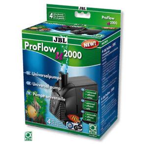 Jbl Proflow U800, u110, u2000 Pompe universelle