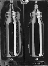 B038 8 Oz. Baby Bottle Chocolate Candy Soap Mold with Instructions
