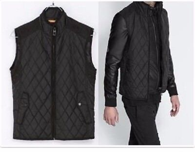 Zara Lookbook Autumn Winter Fashion Collection Quilted