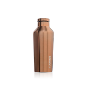 NEW CORKCICLE CANTEEM 9 oz COOPER TRAVEL ACESSORIES DRINK BOTTLE STAINLESS STEEL