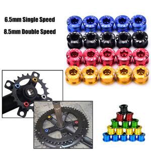 Litepro-Bike-Chainring-Bolts-Single-Double-Triple-Speed-Chainwheel-Screws-Bolt