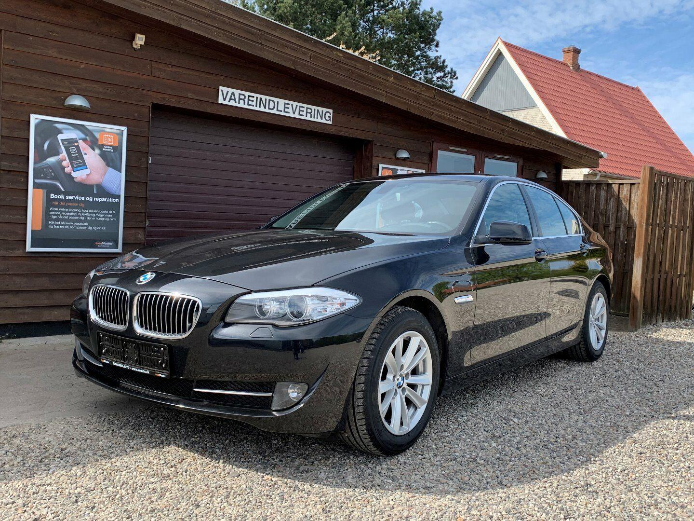 BMW 520d 2,0 aut. 4d - 239.900 kr.
