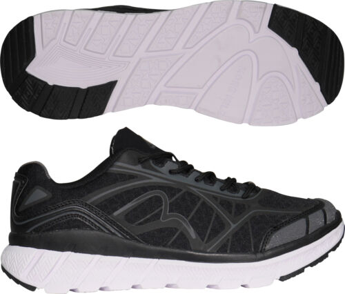 More Mile R66 Mens Running Shoes - Black
