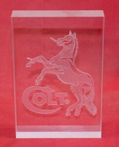 COLT Firearms Rampant Colt Paperweight