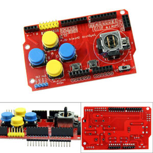Joystick-Pad-Keypad-Shield-PS2-Gamepads-Expansion-Board-for-Arduino-Raspberry-Pi