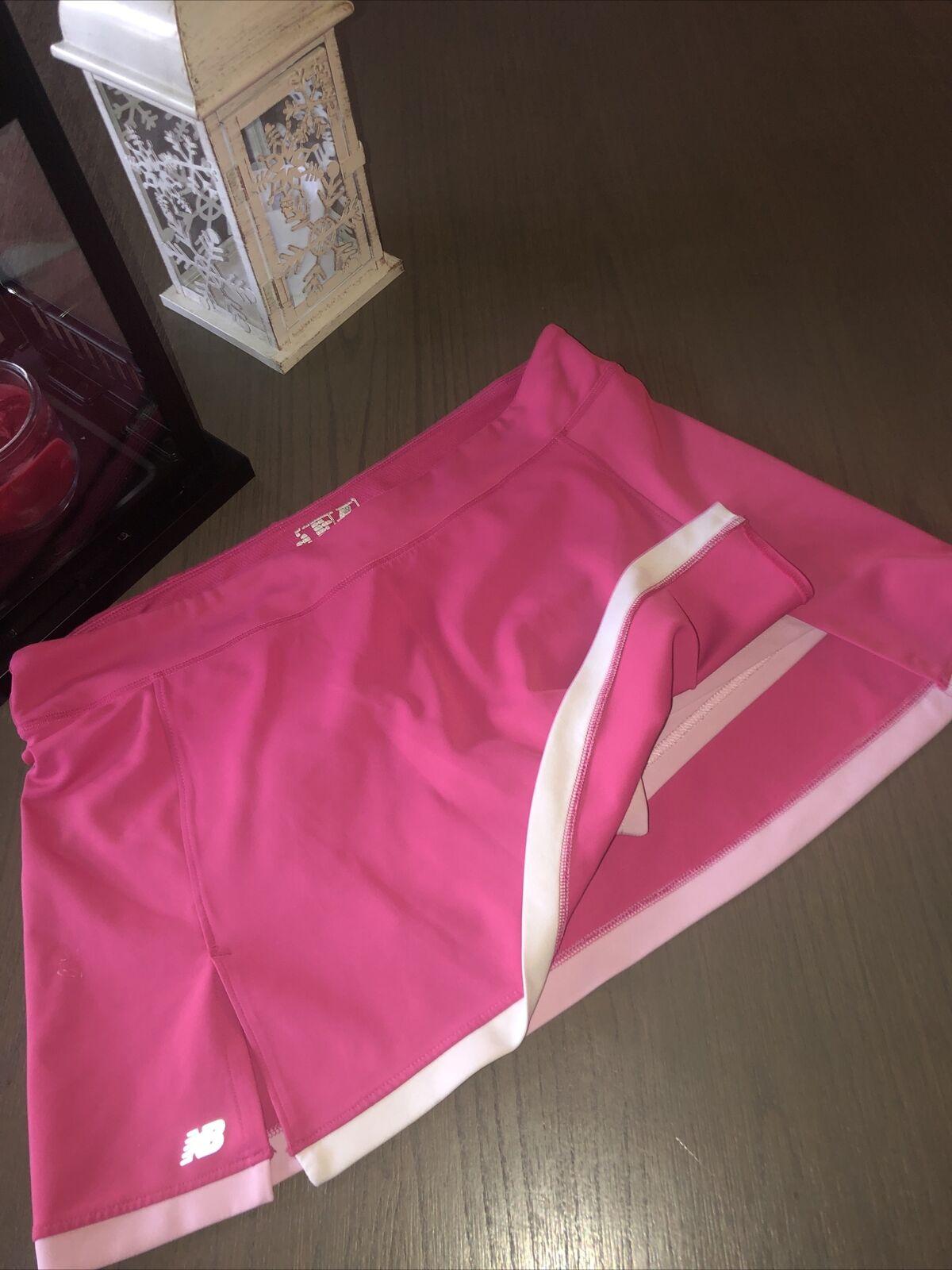 New Balance 💖 Pink athletic skort sz XL