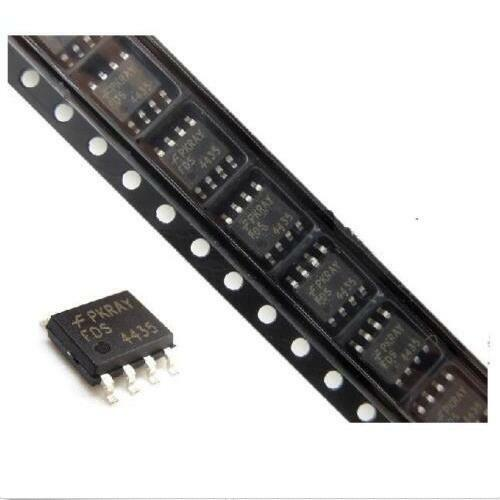 2PCS NEW FDS4435 4435 SOP8 MOSFET TRANSISTOR IC chips for laptop repair