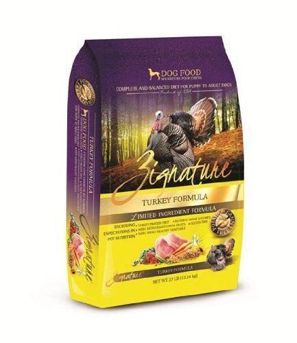 ZIGNATURE Dog Food Turkey (27 lb)