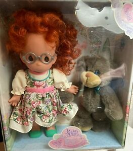 1998-Precious-Moments-Sally-My-Beary-Best-Friend-Doll-NRFB-RARE-BEAUTIFUL