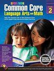 Common Core Language Arts and Math, Grade 2 by Spectrum (Paperback / softback, 2014)