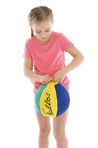 Ballos Farbig 12 Stück - Ballonhülle für Luftballon Kinderball Textilball 661-72