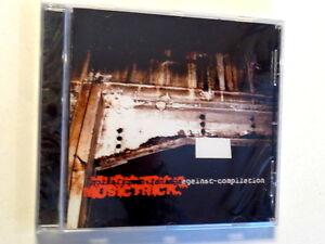 MUSIC-TRICK-AGAINST-COMPILATION-CD-NUOVO-E-SIGILLATO