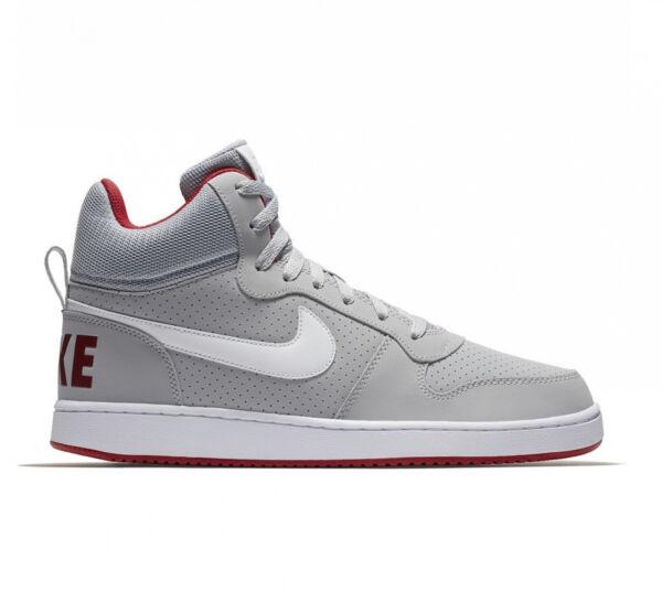 Scarpe da ginnastica Nike Court Borough Mid Uomo 43 838938 002 ... 2172e77e6a9