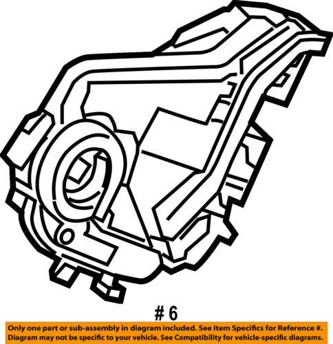 Honda Oem Rear Door Lock Actuator Motor 72650t0aa11