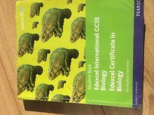 Edexcel Igcse Biology Book