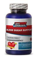 Blood Sugar Support Cardiovascular Health Immune Solution Monitor Pills 1 Bot