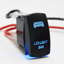 """LED LIGHT BAR"" Rocker Toggle Switch For Polaris Sportsman ATV UTV RZR Ranger"