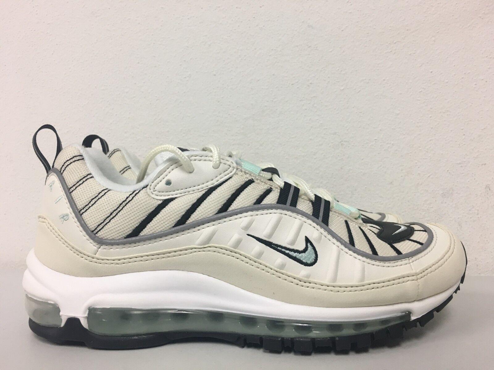 Schuhe Nike WMNS Air Max 98 Weiß Fossil AH6799 105 Damen