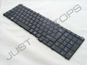 Toshiba-Satellite-pro-C660-Tastiera-Nera-Inglese-UK-NSK-TN0SC