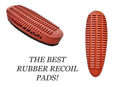 """Sporting Goods 0.7"""" Thick Buy One Get One Free Hunting Rp14 Rubber Recoil Pad"""