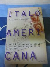 ItaloAmericana Francesco Durante