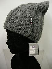 Cappello berretto hat SWEET YEARS art.MC1487 col.16 antracite Italy