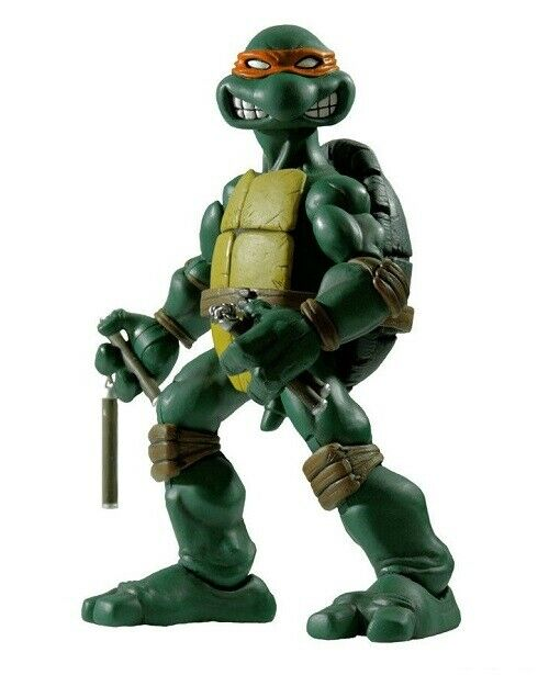 Teenage Mutant Ninja Turtles Michelangelo Deluxe 1/6 Scale Mondo Figure