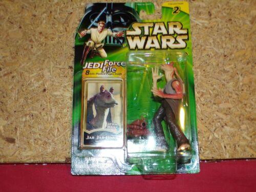 Star Wars Power of the Jedi Jedi Force fichiers GRATUIT PREMIÈRE CLASSE LIVRAISON