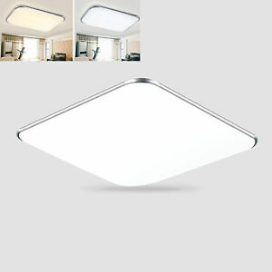 Led ceiling spotlights uk centralroots led ceiling light downlight panel lamp chandelier ultra thin square aloadofball Image collections