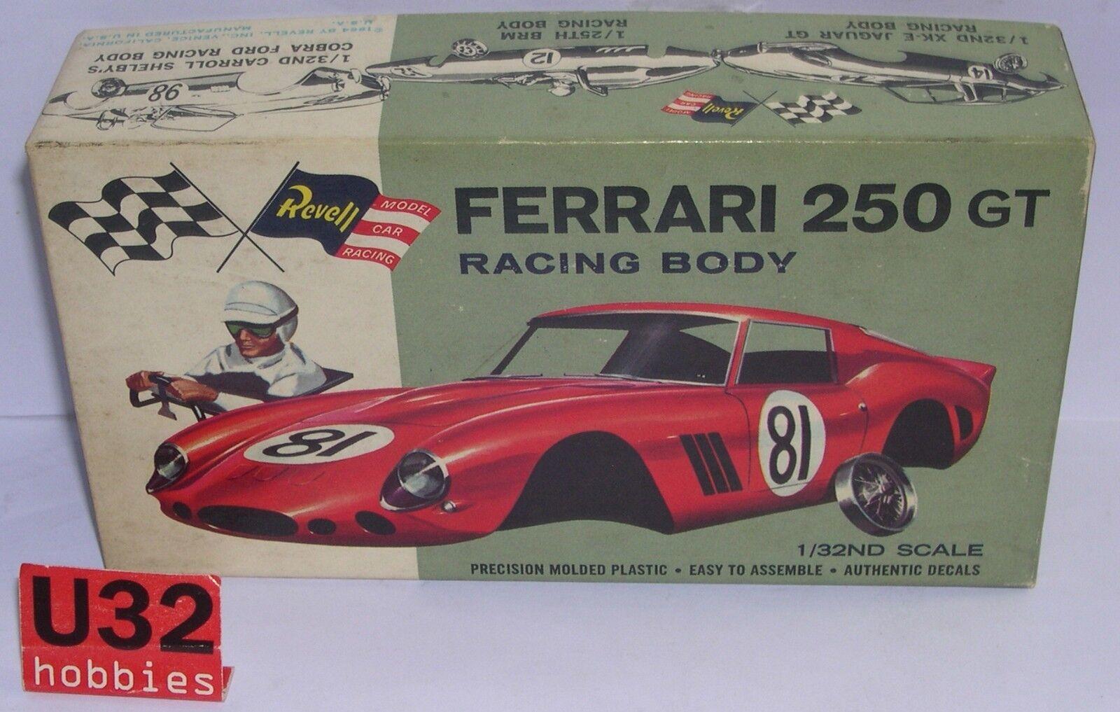 REVELL FN MODEL 3201 KIT CARROZZERIA FERRARI 250 GT RACING BODY 1 32