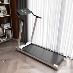 Folding Treadmill Electric Running Jogging Fitness Machine LED Display 10km/h