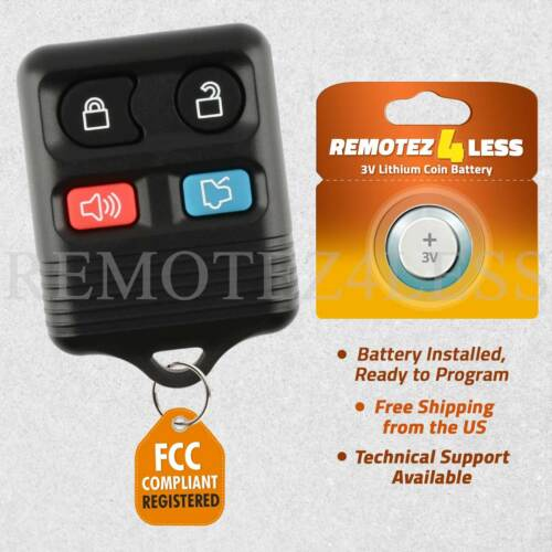 Remote for 2006-2013 Lincoln MKX Keyless Entry