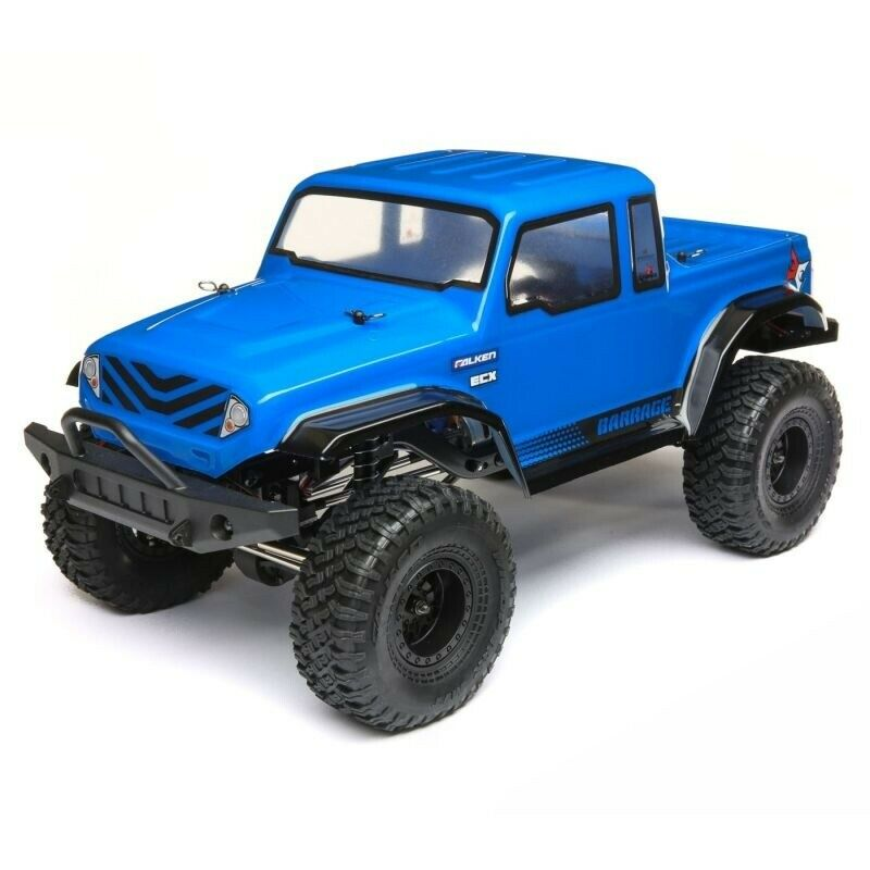 ECx Barrage, de 2.0 4wd 1 12 Crawler brushed 2,4ghz 100% rtr, azul-ecx01013it1