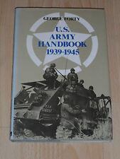 U.S. ARMY 1939-1945 by GEORGE FORTY Ian Allan Publications