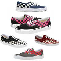 Vans Off The Wall Era 59 Checkerboard Unisex Casual Lace Up Canvas Trainers