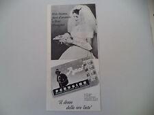 advertising Pubblicità 1960 BACI PERUGINA