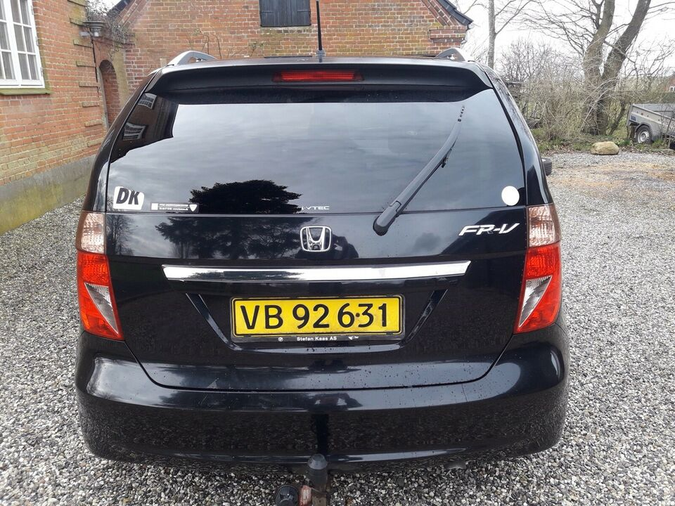 Honda, FR-V, 1,8i Executive Van