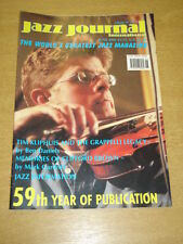 JAZZ JOURNAL INTERNATIONAL VOL 59 #6 2006 JUNE TIM KLIPHUIS CLIFFORD BROWN