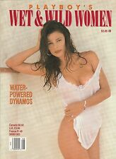 Playboy's Wet & Wild Women Special Edition 8/93/Tawnni Cable/Samantha Dorman