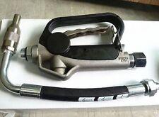 Digital Oil Amp Lubricant Nozzle Gun Flow Meter New