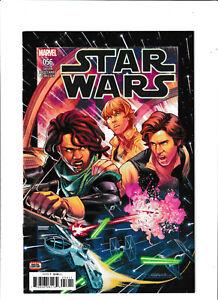 Star-Wars-56-NM-9-2-Marvel-Comics-Darth-Vader-Luke-Leia-Han-Solo-2018