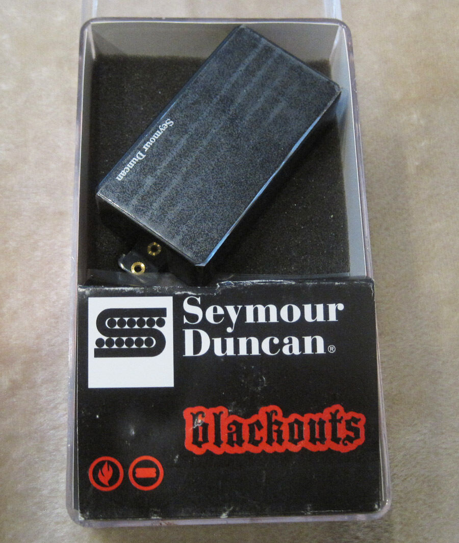 Seymour Duncan AHB-1 apagones apagones apagones alta salida recogida de Guitarra Humbuckers activo AHB1 8ae6e4